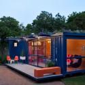Casa-Container para invitados / Poteet Architects (6) © Chris Cooper