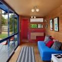 Casa-Container para invitados / Poteet Architects (7) © Chris Cooper