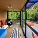 Casa-Container para invitados / Poteet Architects (8) © Chris Cooper
