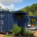 Casa-Container para invitados / Poteet Architects (9) © Chris Cooper