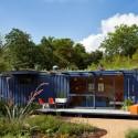 Casa-Container para invitados / Poteet Architects (10) © Chris Cooper