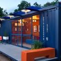 Casa-Container para invitados / Poteet Architects (15) © Chris Cooper