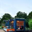 Casa-Container para invitados / Poteet Architects (16) © Chris Cooper