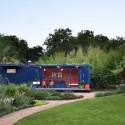 Casa-Container para invitados / Poteet Architects (17) © Chris Cooper