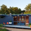 Casa-Container para invitados / Poteet Architects (19) © Chris Cooper