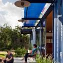 Casa-Container para invitados / Poteet Architects (20) © Chris Cooper