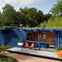 Casa-Container para invitados / Poteet Architects (21) © Chris Cooper