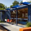 Casa-Container para invitados / Poteet Architects (22) © Chris Cooper