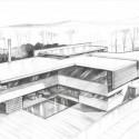 Casa Lucke Orozco /  Hernández Silva Arquitectos (20) Croquis