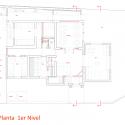 Hostal Caracol / FOAA Planta 1er Nivel