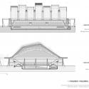 Escenarios Deportivos / Giancarlo Mazzanti + Felipe Mesa (plan:b) Coliseo Voleibol / Secciones