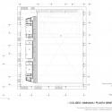 Escenarios Deportivos / Giancarlo Mazzanti + Felipe Mesa (plan:b) Coliseo Gimnasia / Planta General Acceso