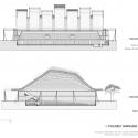 Escenarios Deportivos / Giancarlo Mazzanti + Felipe Mesa (plan:b) Coliseo Gimnasia / Secciones