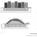Escenarios Deportivos / Giancarlo Mazzanti + Felipe Mesa (plan:b) Coliseo Gimnasia / Elevaciones