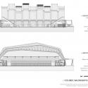 Escenarios Deportivos / Giancarlo Mazzanti + Felipe Mesa (plan:b) Coliseo Baloncesto / Secciones