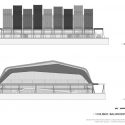Escenarios Deportivos / Giancarlo Mazzanti + Felipe Mesa (plan:b) Coliseo Baloncesto / Elevaciones