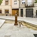 Remodelación del Casco Antiguo de Banyoles /  Josep Miàs (5) Plaça del Teatre © Adria Goula