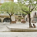 Remodelación del Casco Antiguo de Banyoles /  Josep Miàs (8) Plaça del Teatre © Adria Goula