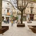 Remodelación del Casco Antiguo de Banyoles /  Josep Miàs (10) Plaça dels Estudis © Adria Goula
