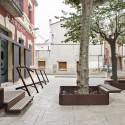 Remodelación del Casco Antiguo de Banyoles /  Josep Miàs (11) Plaça dels Estudis © Adria Goula