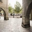 Remodelación del Casco Antiguo de Banyoles /  Josep Miàs (17) Plaça Major © Adria Goula