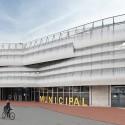 Edificio Mercado Municipal y Espacio Público Rubí / MiAS Arquitectes (2) © Adrià Goula