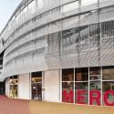 Edificio Mercado Municipal y Espacio Público Rubí / MiAS Arquitectes (12) © Adrià Goula