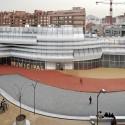 Edificio Mercado Municipal y Espacio Público Rubí / MiAS Arquitectes (17) © Adrià Goula