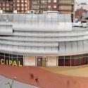Edificio Mercado Municipal y Espacio Público Rubí / MiAS Arquitectes (19) © Adrià Goula