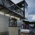 Urbanización y Ascensor urbano / VAUMM © Aitor Ortiz