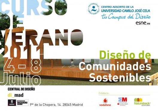 Curso de verano workshop dise o de comunidades for Curso de diseno de interiores pdf