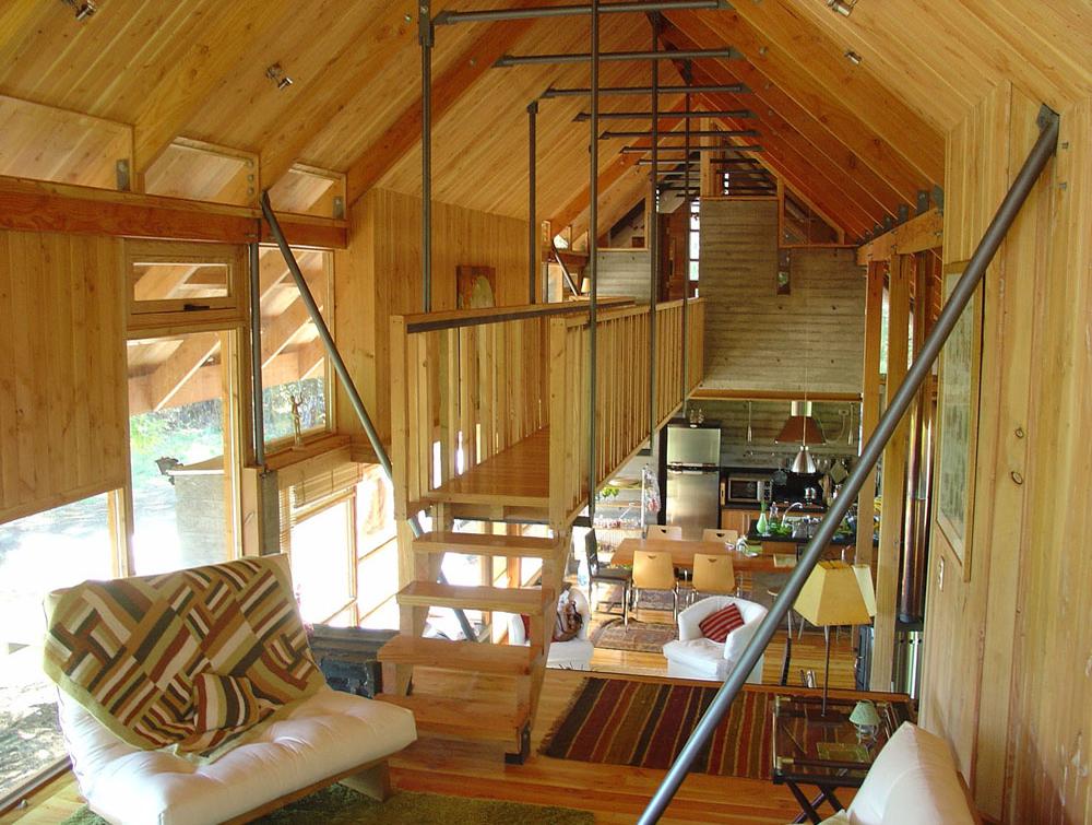 Madera de pino oreg n arauco planos de casas gratis - La casa de la madera valencia ...