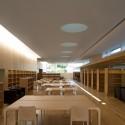 Biblioteca Municipal Dr Júlio Teixeira / Belém Lima Architects  (5) © FG+SG – Fernando Guerra, Sergio Guerra
