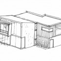 Casa en Los Bluffs / Taylor Smyth Architects (12) Croquis 2