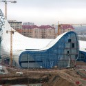 Heydar Aliyev Cultural Centre / Zaha Hadid Architects (14) © Zaha Hadid Architects