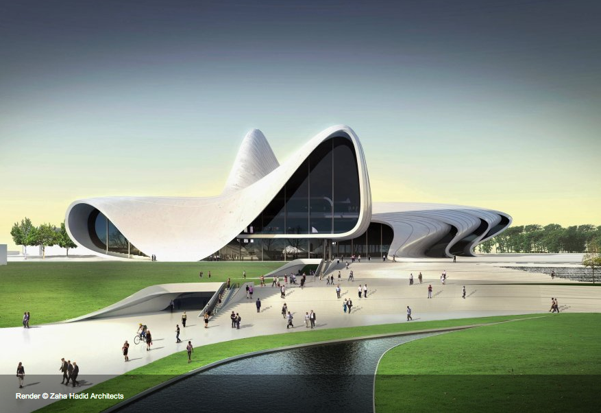 Urbanismo y arquitectura en el mundo page 14 for Arquitectura zaha hadid