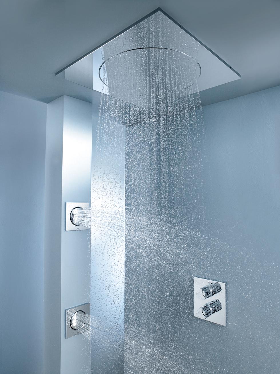 Ducha rainshower f atika for Ducha termostatica grohe
