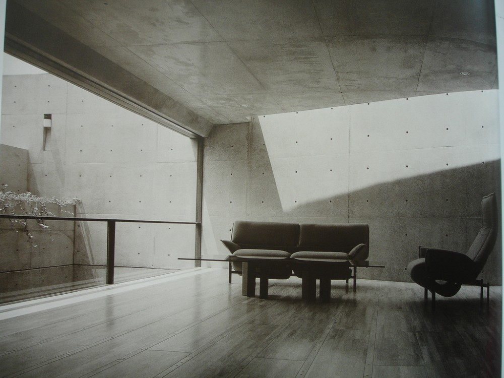 Koshino House de Tadao Ando - despiertaYmira