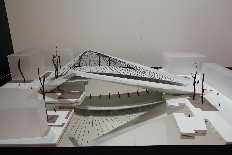 Galería - Primer Lugar Concurso Puente de Venecia / A-001 - 1