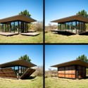 False Bay Writer's Cabin / Olson Kundig Architects (1) © Tim Bies/Olson Kundig Architects