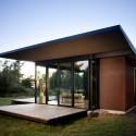 False Bay Writer's Cabin / Olson Kundig Architects (5) © Tim Bies/Olson Kundig Architects