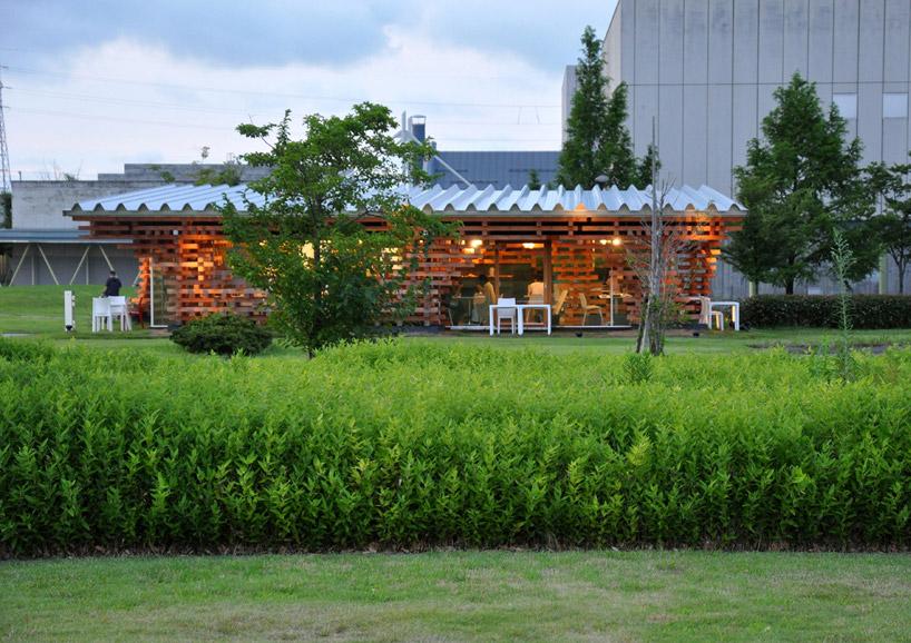 Café Kureon / Kengo Kuma & Asociados (6) Cortesía de Kengo Kuma & Asociados