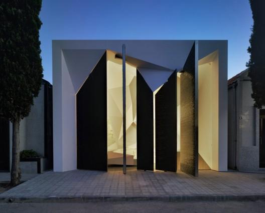 Pante n nube clavel arquitectos plataforma arquitectura - Clavel arquitectos ...