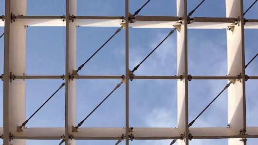 Estructura de madera micro laminada metropol parasol - Estructura madera laminada ...