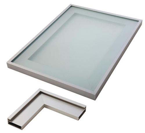 Decoracion mueble sofa perfiles de aluminio para marcos - Perfiles de aluminio para muebles ...
