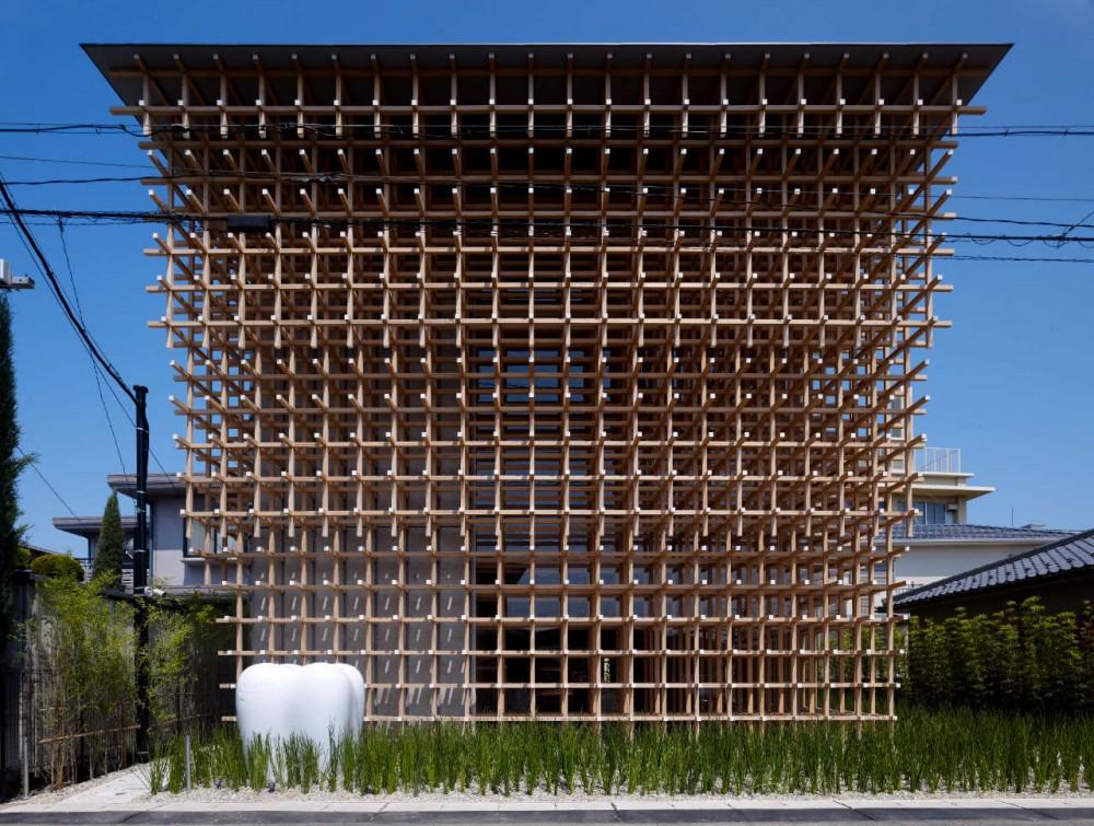 Museo y Centro de Investigación GC Prostho / Kengo Kuma & Asociados (10) © Daici Ano