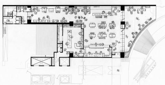 Restaurante el mercat arquitectura en movimiento for Restaurante arquitectura