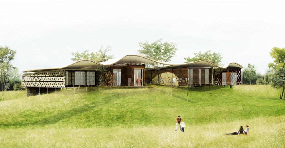 Propuesta Fundecor Costa Rica Arquitectos Costa Rica