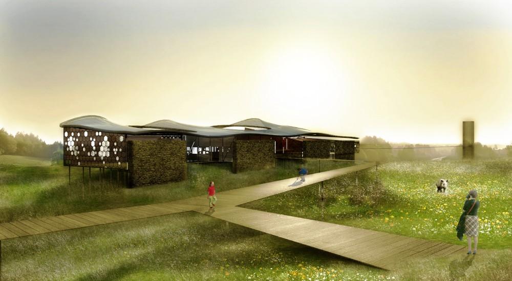 Propuesta fundecor costa rica arquitectos costa rica for Arquitectos costa rica