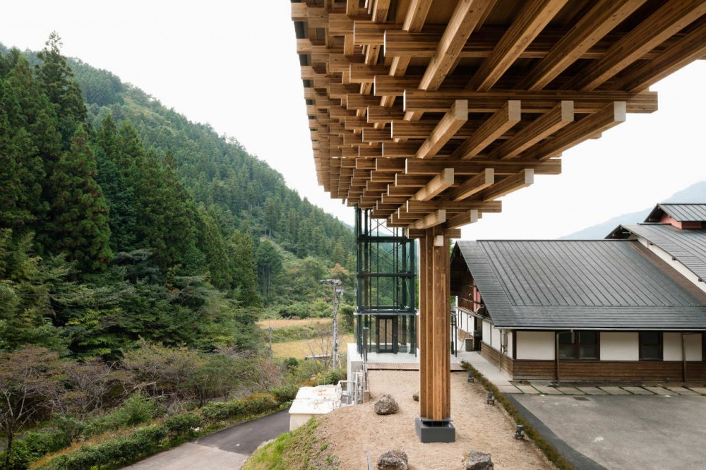 Yusuhara, Museo Puente de Madera / Kengo Kuma & Associates (3) © Takumi Ota Photography